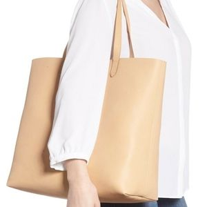 NWT Madewell Abroad Tote Large Shoulder Bag Purse